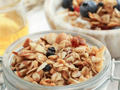 Super Easy Healthy Granola