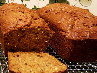 Simply Fabulous Pumpkin Bread